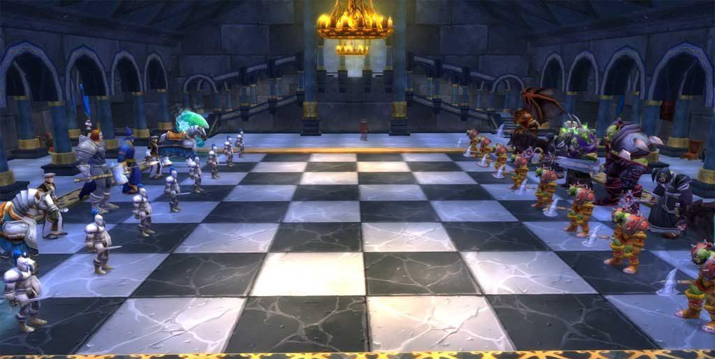 Karazhan schack